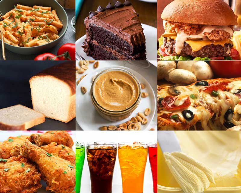 9 Unhealthy Foods You Should Avoid Eating